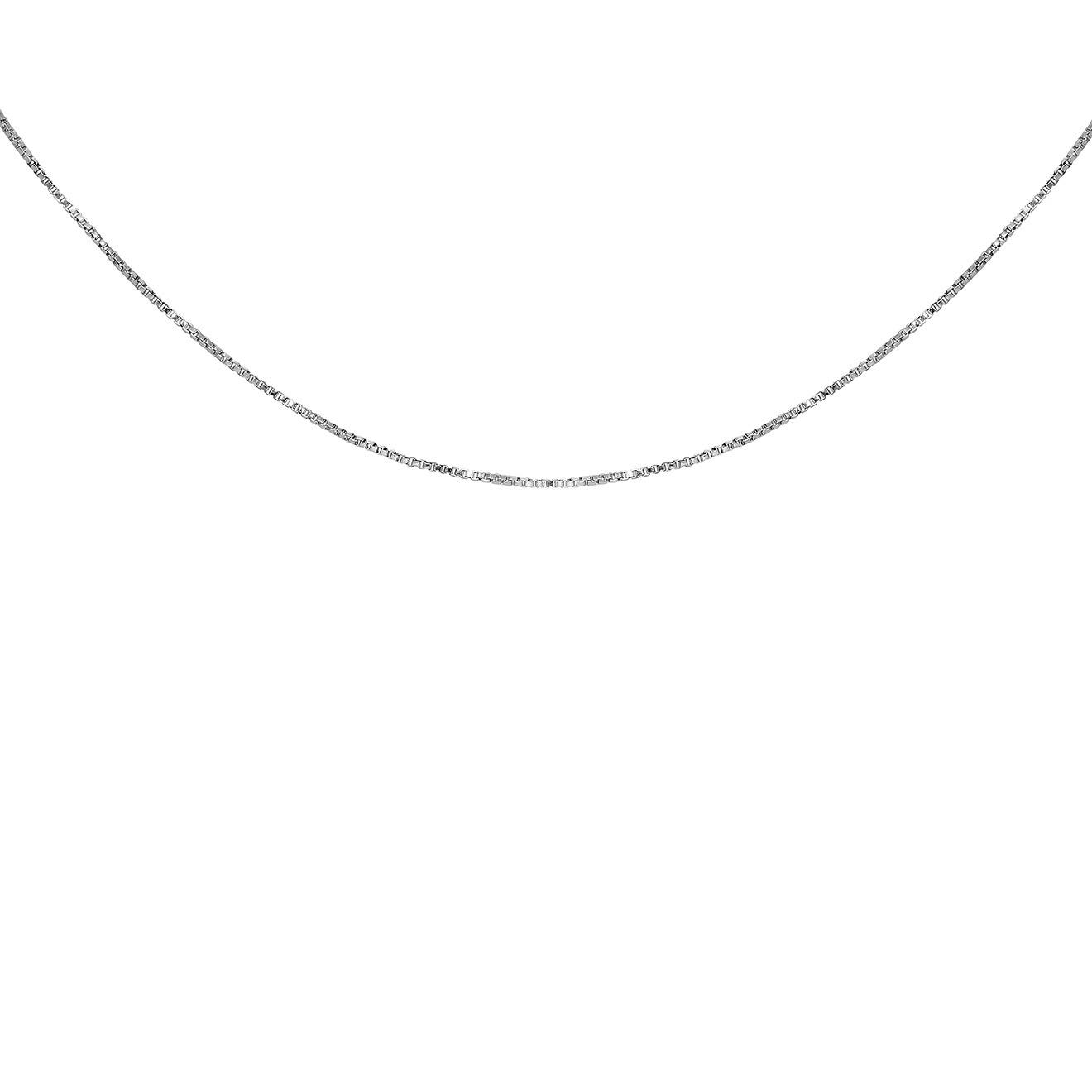 LAVZ Серебряная цепь Adjustable Chain