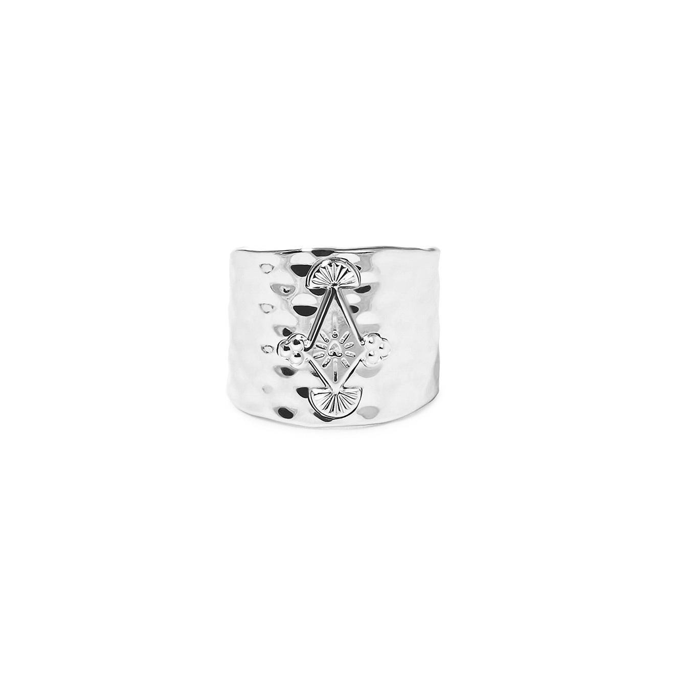 Mya Bay Покрытое серебром кольцо Trinidad