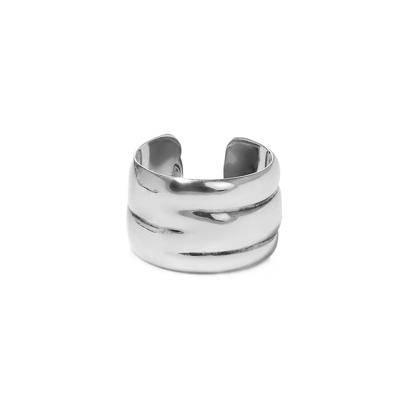 Philippe Audibert Покрытое серебром кольцо Bague Caro