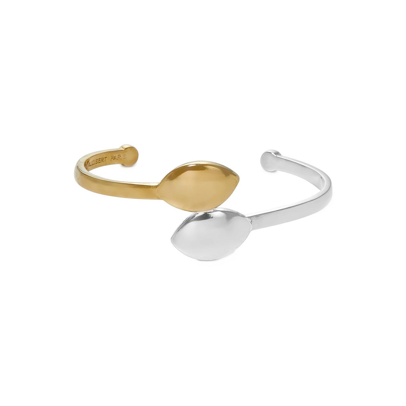 Philippe Audibert Биколорный браслет Guily philippe audibert биколорный браслет ginger