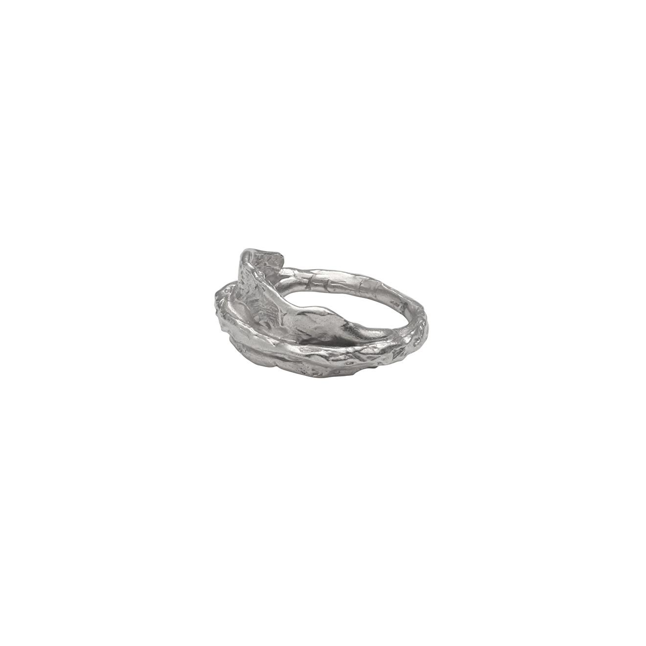 Ringstone Кольцо на мизинец из серебра