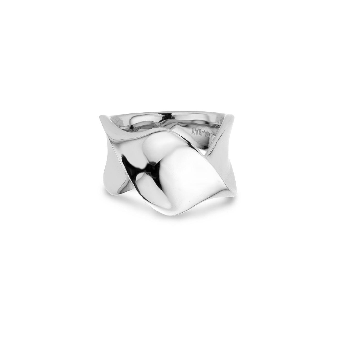 Mya Bay Покрытое серебром кольцо Amy