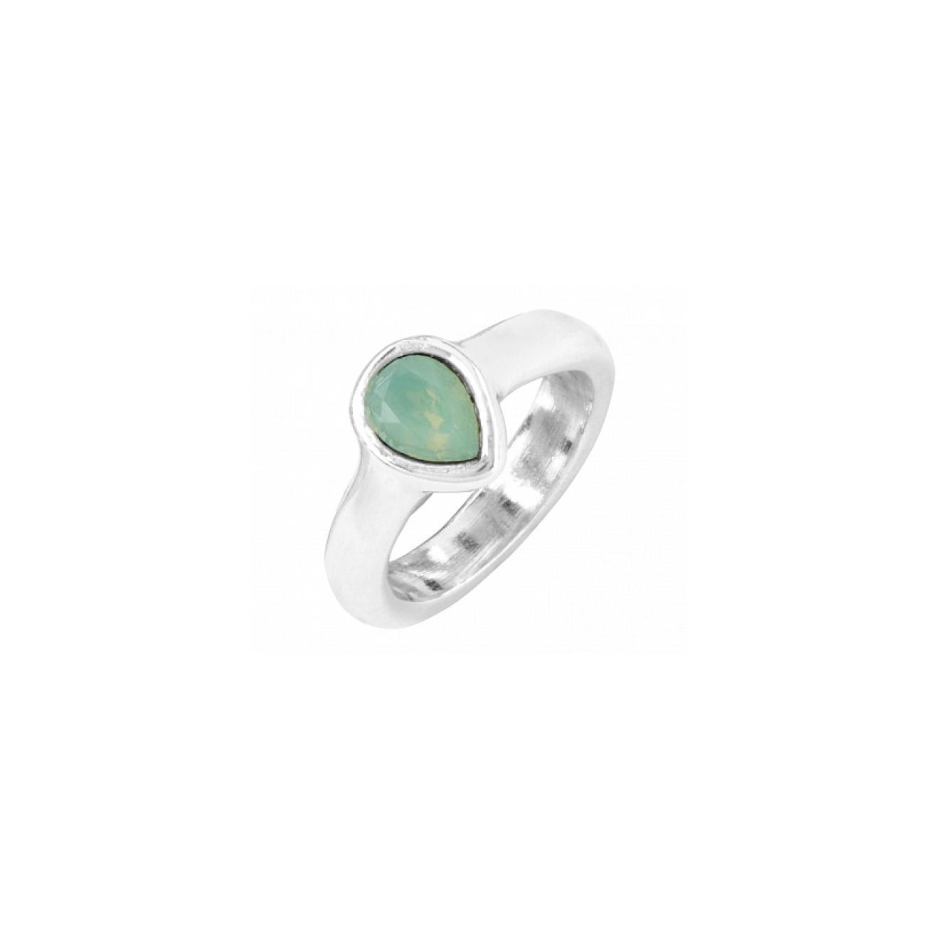 Unode50 Серебристое кольцо Mrs Uma 1, из коллекции India недорого