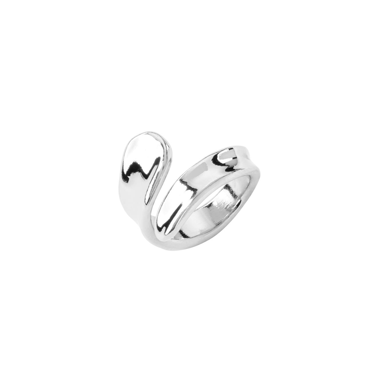 Unode50 Покрытое серебром кольцо Kanawa beach, из коллекции Indonesia недорого