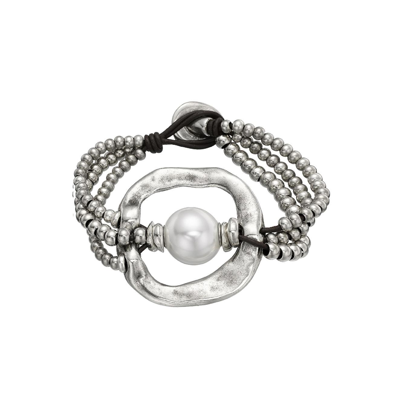 Unode50 Браслет «Pearl of wisdom»